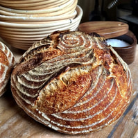 Country Sourdough Bread