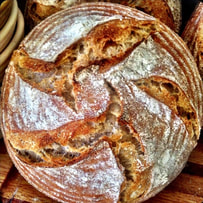 KAMUT Wheat Sourdough Bread