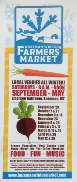 Bozeman Winter Farmers Market